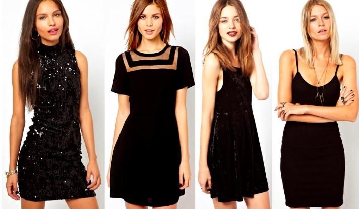 0d13446ab6c Маленькое платье – пять правил